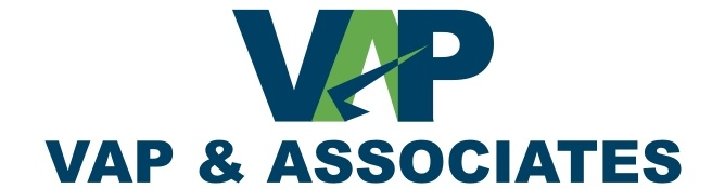 VAP & Associates – CA Services Logo