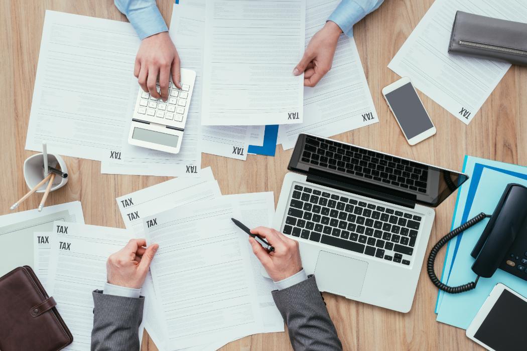 Business return filing